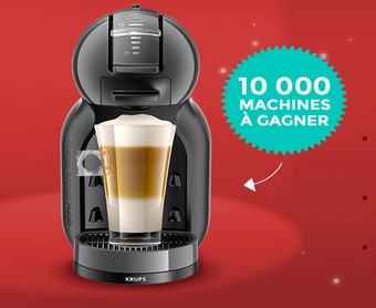 10 000 machines caf gratuites. Black Bedroom Furniture Sets. Home Design Ideas