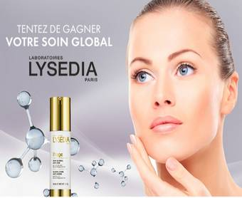 A gagner : 24 soins anti-âge global Liftage de Lysedia