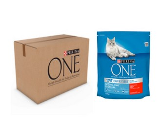 2500 packs gratuits Purina One chat