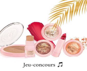 Yves Rocher met en jeu 5 gammes make up !