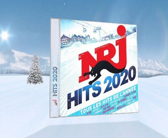 60 compilations NRJ Hits 2020 offertes