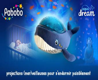 Test Consobaby : 8 projecteurs offerts