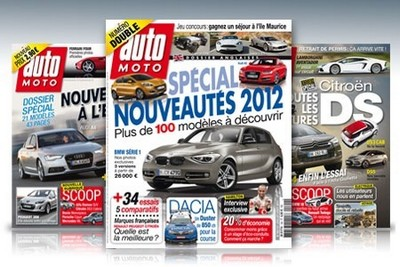 magazine auto moto 3 num ros offerts. Black Bedroom Furniture Sets. Home Design Ideas