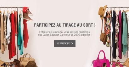 10 cartes cadeaux Carrefour de 200 euros