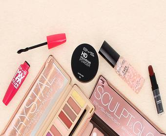 A gagner : 7 box make-up BYS MAQUILLAGE