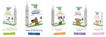 Chantillons gratuits nourriture chien et chat nestor bio - Echantillon gratuit a recevoir a domicile sans frais de port ...