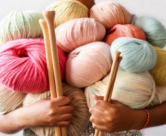 Gagnez un lot We are Knitters !