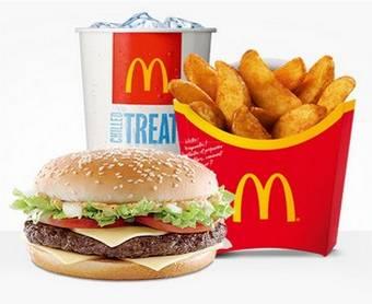 burger gratuit chez mcdo. Black Bedroom Furniture Sets. Home Design Ideas