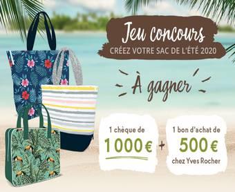 RocherChèque Gagner De 1000€Carte Cadeau 500€ Yves À 29EIWHYD